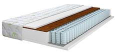 Матрас Concept 09 на блоке независимых пружин