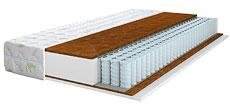 Матрас Concept 10 на блоке независимых пружин